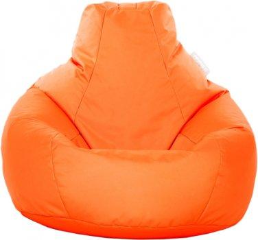 Крісло-мішок KM Vespa жовтогарячий (KZ-01)