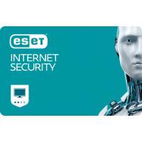 Антивірус ESET Internet Security 4ПК 12 міс. base/20 міс продовження конверт (2012-5-key)