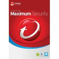 Антивірус Trend Micro Maximum Security 2019 3ПК, 24 month(s), Multi Lang, Lic, New (TI10974417)