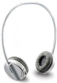 Наушники Rapoo Wireless Stereo Headset H3050 Grey