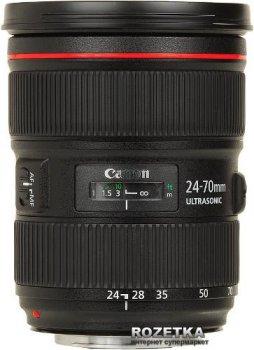 Canon EF 24-70mm f/2.8L II USM Офіційна гарантія