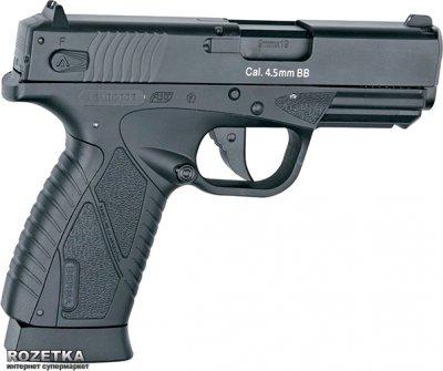 Пневматичний пістолет ASG Bersa BP9CC Blowback (23702538)