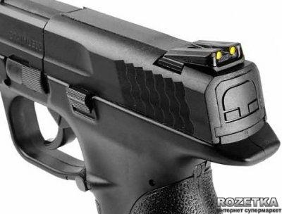 Пневматичний пістолет SAS MP-40 (23701426)