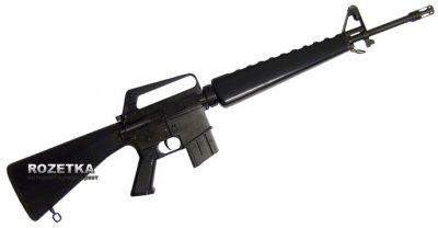 Макет штурмової гвинтівки M16A1, США 1967 г, Denix (1133)