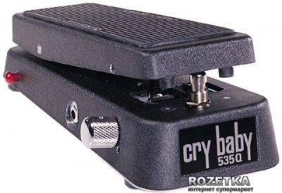 Педаль эффектов Dunlop 535Q CryBaby Multi-Wah