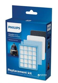 Комплект змінних фільтрів PHILIPS FC-8058/01