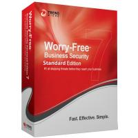 Антивирус Trend Micro Worry-Free Business Security, Standard 5-5, 1Year, Russian N (CS00255508)