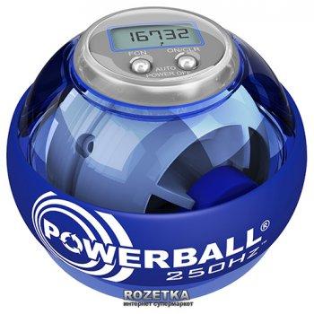 Кистьовий тренажер Powerball 250Hz Pro Blue (5060109200133)