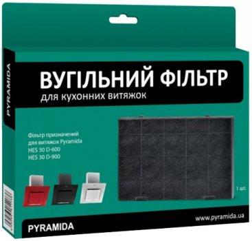Угольный фильтр для вытяжек PYRAMIDA серии НЕS 30 D (31264002 S)