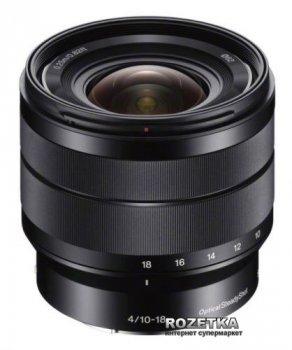 Sony 10-18mm f/4.0 для NEX (SEL1018.AE)