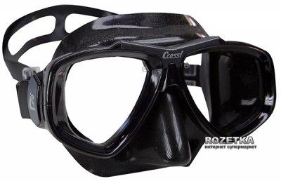Маска Cressi-Sub Focus Black (DS242050)
