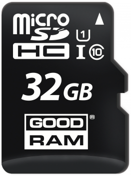 Goodram microSDHC 32GB Class 10 UHS I (M1A0-0320R12)
