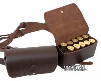 Футляр Acropolis ФП-3р на 20 патронів гладкоствольної зброї (ФП-3р)