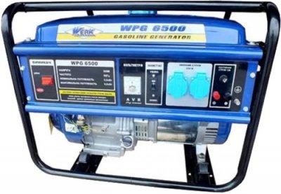 Генератор бензиновый Werk WPG6500 (43237)
