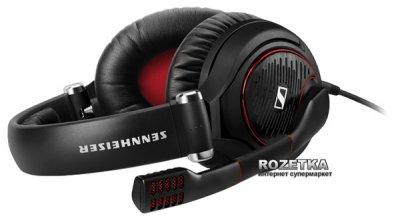 Навушники Sennheiser G4ME Zero Black (1000235)