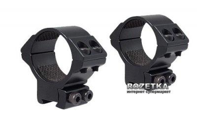 Кріплення для прицілу Hawke Matchmount 9-11 mm 30 mm Med (920998)