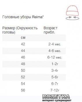 Зимняя шапка с завязками Reima Auva 518241-4620 50 см (6438088967504)