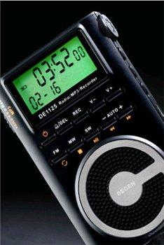 Радиоприемник Degen DE1125