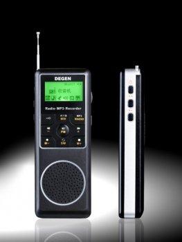 Радиоприемник Degen DE1127