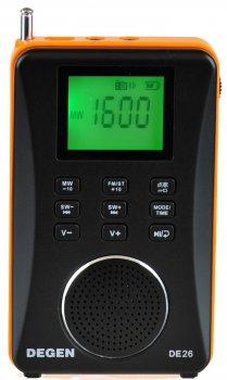 Радиоприемник Degen DE26