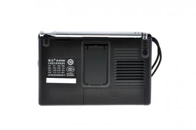 Радіоприймач TECSUN R-9702