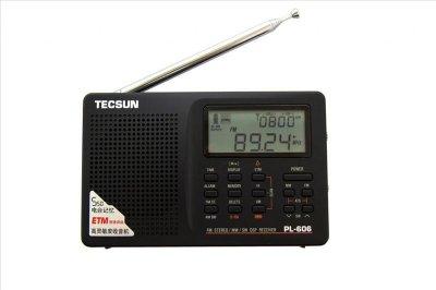 Радіоприймач TECSUN PL-606 PLL