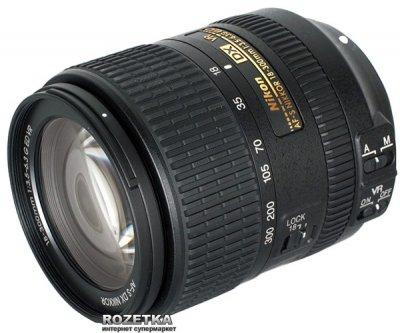 Nikon AF-S DX Nikkor 18-300mm f/3.5-6.3G ED VR (JAA821DA)