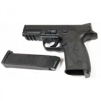 Пистолет пневматический KWC KM48D (Smith&Wesson M&P-40) Metal