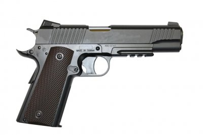 Пистолет пневматический KWC KM40D (Colt 1911-A1)