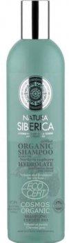 Шампунь Natura Siberica EU Hydrolate Объем и Свежесть для жирных волос 400 мл (4743318118406)