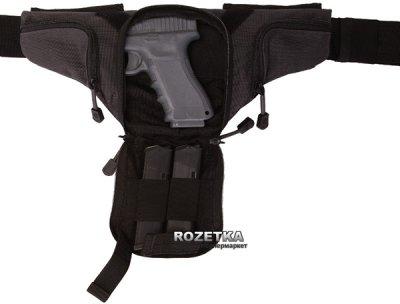Сумка тактическая пистолетная поясная 5.11 Tactical Tactical Select Carry Pistol Pouch 58604 Charcoal (2000000149608)