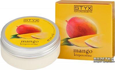 Крем для тела Манго Styx Naturcosmetic 200 мл (9004432181048)