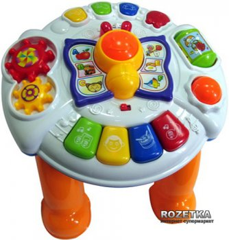 Детская интерактивная музыкальная игрушка с ножками Na-Na (T27-010)