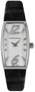 Жіночий годинник ROMANSON RL2635LWH WH