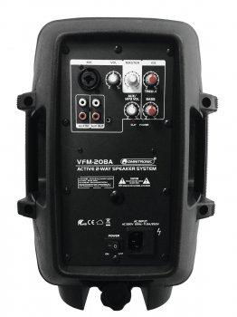 Акустическая система OMNITRONIC VFM-208A 80W Black