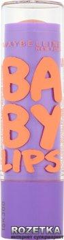 Защищающий бальзам для губ Maybelline New York Baby Lips Персиковый поцелуй 4.4 г (3600531053871)