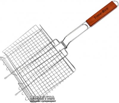Решетка - гриль Time Eco 2002-5 30х27 см (4001831400010)