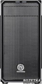 Корпус Thermaltake Versa H15 Black (CA-1D4-00S1WN-00)