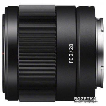 Sony 28 mm F2.0 для камер NEX FF (SEL28F20.SYX)