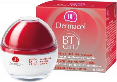 Интенсивный крем-лифтинг Dermacol BT Cell с концентрированным комплексом против морщин 50 мл (8595003108805)