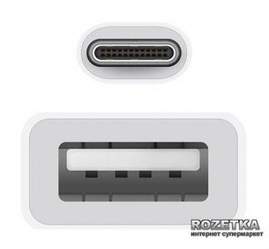 Адаптер Apple USB-C to USB for MacBook (MJ1M2ZM/A)