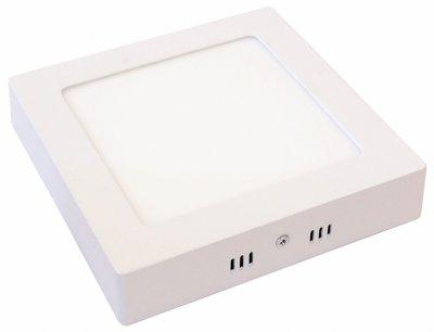 Світильник стельовий DELUX CFQ LED 40 12W 4100К квадратний
