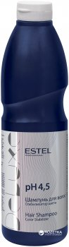Шампунь для волос Estel Professional De Luxe стабилизатор цвета 1000 мл DL1000/S17 (4606453023397)