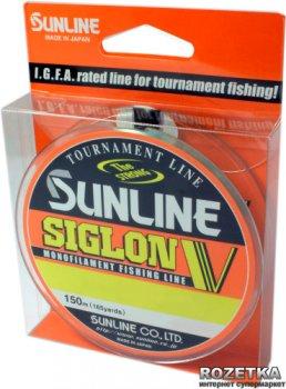 Леска Sunline Siglon V 150 м #1.5/0.205 мм 4 кг (16580505)