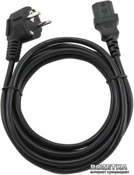 Кабель питания Cablexpert PC-186-VDE-3M CEE7/17-C13 VDE 3 м
