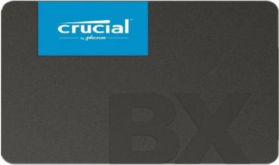 "Накопичувач SSD 2.5"" 120Gb Crucial BX500 (CT120BX500SSD1)"