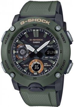Чоловічі годинники Casio GA-2000-3AER