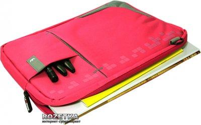 "Сумка для ноутбука Crown Genuine 10.2"" Pink (SBG4410P)"