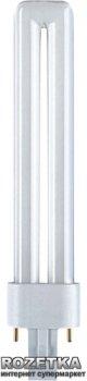 Люмінесцентна лампа Osram Dulux S 11W (900lm) 4000К 220V G23 (4050300010618)