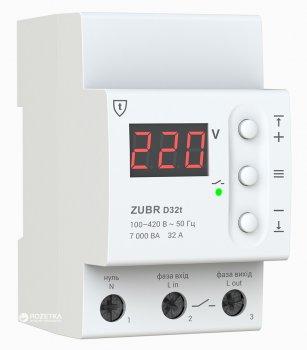 Реле напруги ZUBR D32t